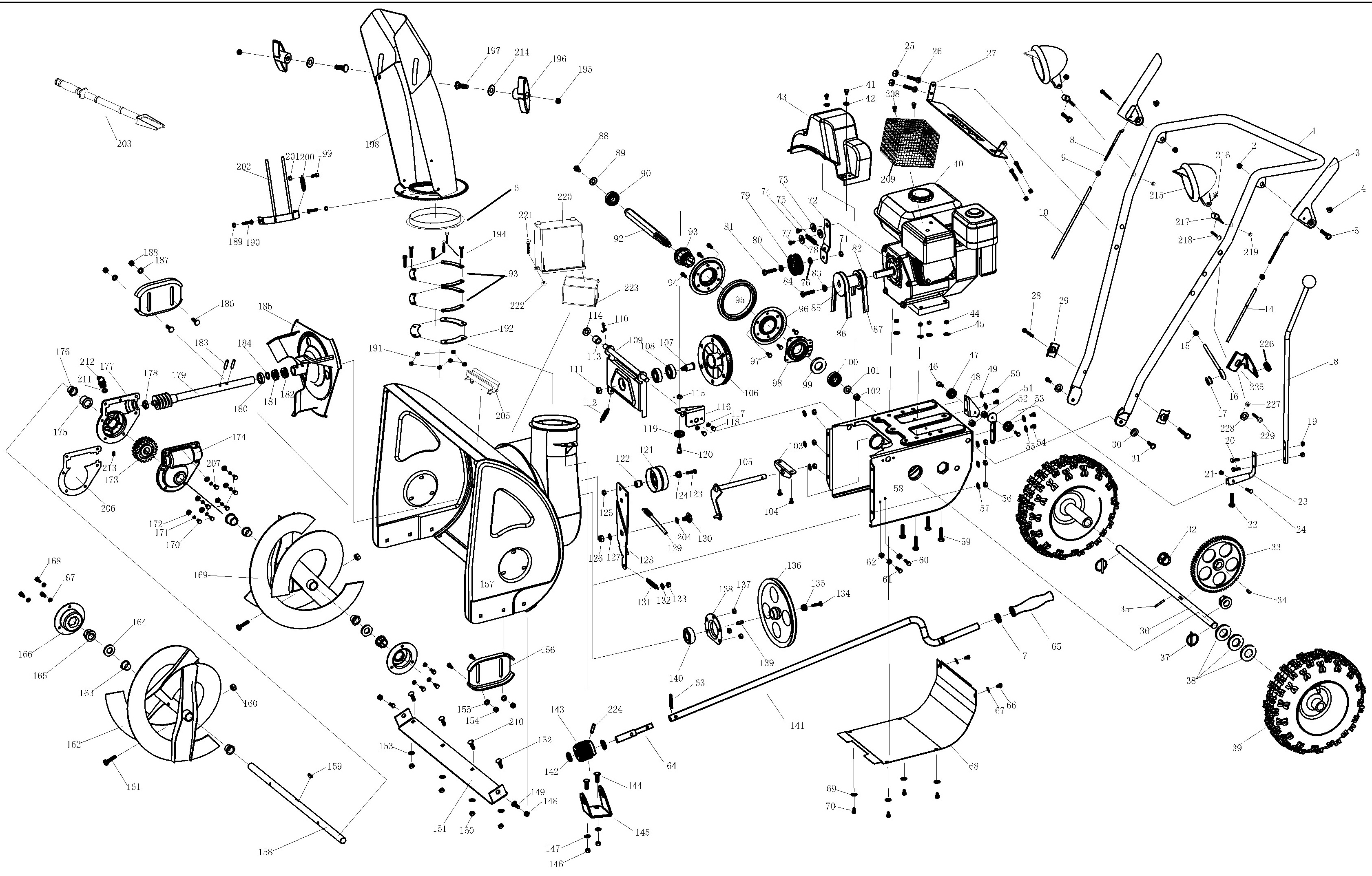 honda gx270 parts diagram  honda  free engine image for